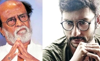 RJ Balaji says about Rajinikanth
