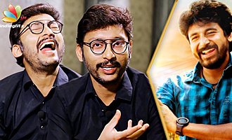 Velaikkaran rests entirely on Sivakarthikeyan's shoulders : RJ Balaji Interview