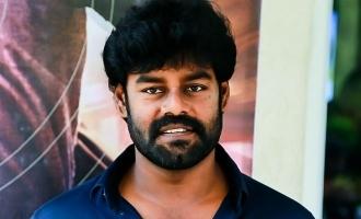 RK Suresh's dual roles in next!