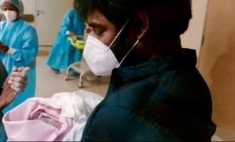 Popular Tamil actor-producer's wife gives birth