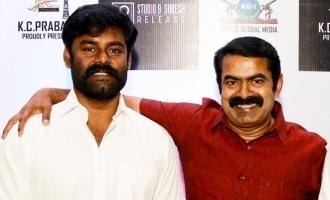 RK Suresh joins Seeman!