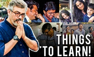 Things to Learn from Ajith Kumar : RK Suresh Interview