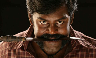 R.K Suresh as a rural action hero