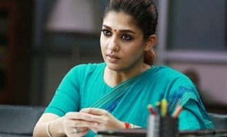 Nayanthara's generous corona relief for FEFSI employees!