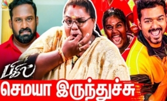 We take trolls positively - Robo Shankar's wife fun interview