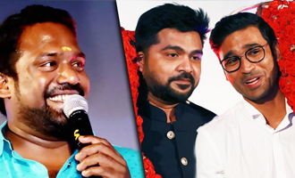 STR kalakiruvaru, Dhanush Senjiruvaru! : Robo Shankar Comedy Speech