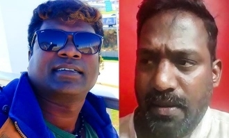 Robo Shankar's teary eyed emotional video about Vadivel Balaji!
