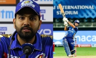 mumbai indians vs royal challengers bangalore rohit sharma explains why he did not send ishan kishan super over mi rcb