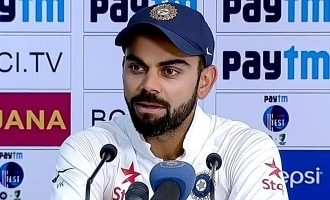 Virat Kohli clarifies on rift with Rohit Sharma