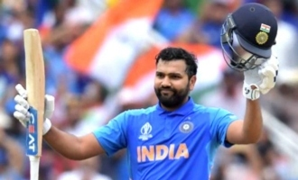 Rohit Sharma is Here to Lift the Cup