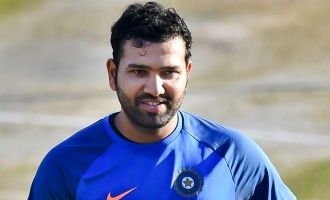Rohit Sharma donates 80 lakhs for corona relief!