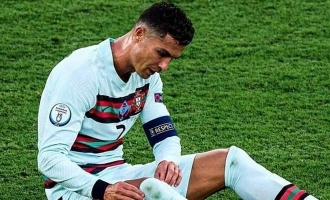 Portugals Euro 2020 exit to Belgium  Cristiano Ronaldo