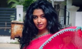 Is this actress replacing Roshni Haripriyan in 'Bharathi Kannamma'?