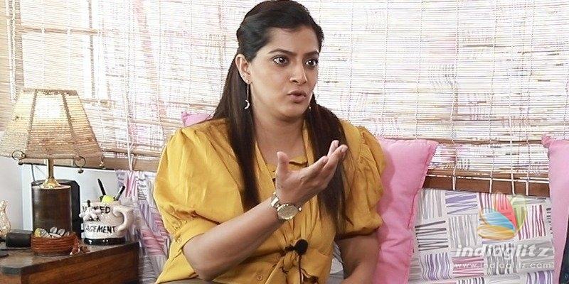 Radhika is not my mother - Varalakshmi Sarathkumar exclusive frank interview