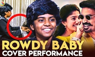 Rowdy Baby Cover : Chennai's Piano Prodigy Lydian Nadhaswaram