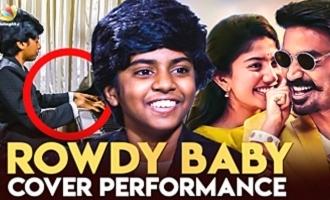 Rowdy Baby Cover : Chennai's Piano Prodigy Lydian Nadhaswaram