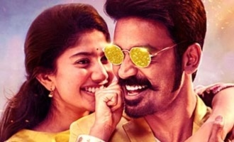 Sai Pallavi and Dhanush take Vijay's top position