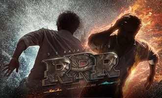 Major announcement from Rajamouli's RRR team on new teaser/ poster!