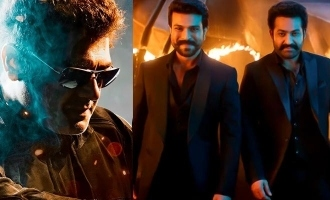 Thala Ajith's 'Valimai' to clash with 'RRR' at the box office?  Suspense Update