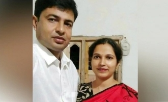 RSS worker, pregnant wife, and six-year-old son brutally murdered