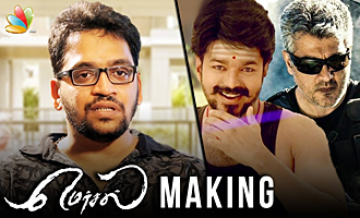 Vijay's Mersal Trailer cancelled to avoid clash with Vivegam : Editor Ruben Interview