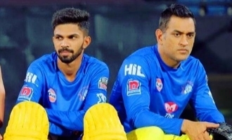 CSK's Ruturaj Gaikwad reveals what MS Dhoni told him after poor start in IPL 2020