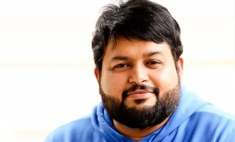 Thaman shares a nostalgic memory in lockdown!