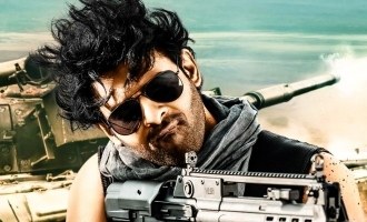 Prabhas' Saaho does it first time!