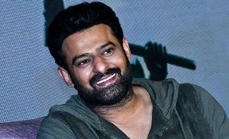 Prabhas reveals his three major problems!