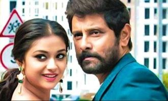 Vikram's 'Saamy Square' official release date is here