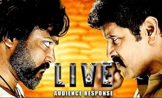 'Saamy 2' Live Audience Response