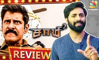 'Saamy Square' Movie Review