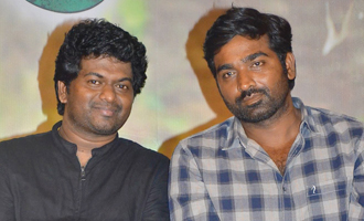 Vijay Sethupathi at 'Saaral' Movie Audio Launch