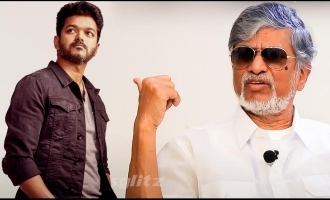 There is no pressure to Thalapathy Vijay - S A Chandrasekhar exclusive interview