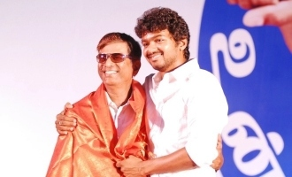 Vijay's father about Ajith's Ner Konda Paarvai!