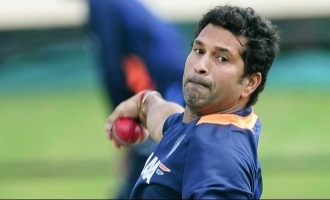 ICC Teases Sachin about his Bowling