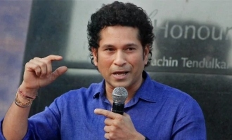 Sachin Tendulkar reveals how his Tamil knowledge helped his cricket