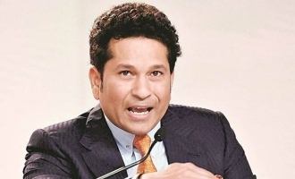 Sachin Tendulkar's emotional tribute to his idol on special day!