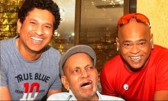 Whoa! Sachin Tendulkar & Vinod Kambli reunite for cricket again
