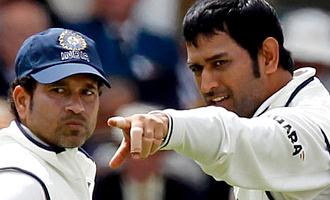 Whoa! Sachin to follow Dhoni