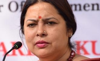 பிரபல நடிகருக்கு பெண் எம்பி கேட்ட கேள்வி: பெரும் பரபரப்பு