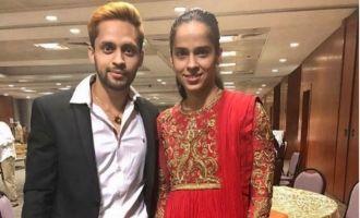 Badminton superstar Saina Nehwal's love marriage date fixed