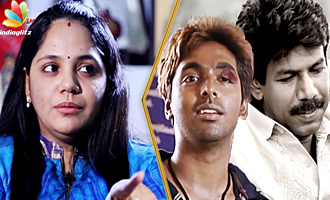 G.V. Prakash worked wildly for Naachiyaar : Saindhavi Interview