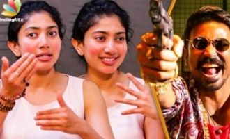 Dhanush Didn't Want to Work With Me : Why ? | Sai Pallavi Reveals