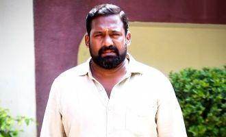 'பொம்பள தலை' என பிரபல நடிகையை குறிப்பிட்ட ரோபோ சங்கர்