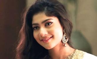 Sai Pallavi reveals her fearsome experience!