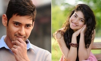 Sai Pallavi gets emotional after Mahesh Babu's awesome message to her
