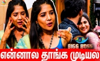 They misbehave right in front of me - Sakshi Agarwal interview after Bigg Boss 3 elimination