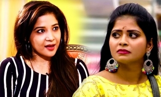 Bigg Boss 3 Sakshi Agarwal points out Madhumitha's mistake!