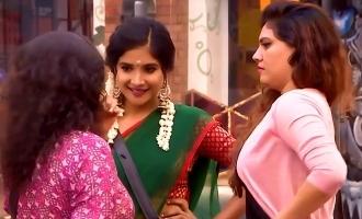 Sakshi and Vanitha to target Kavin - Losliya?